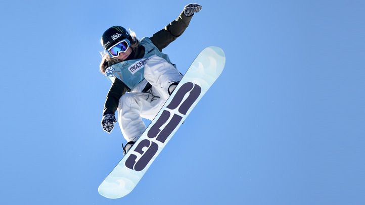 An Olympic Snowboarder's Winter Beauty Survival Guide