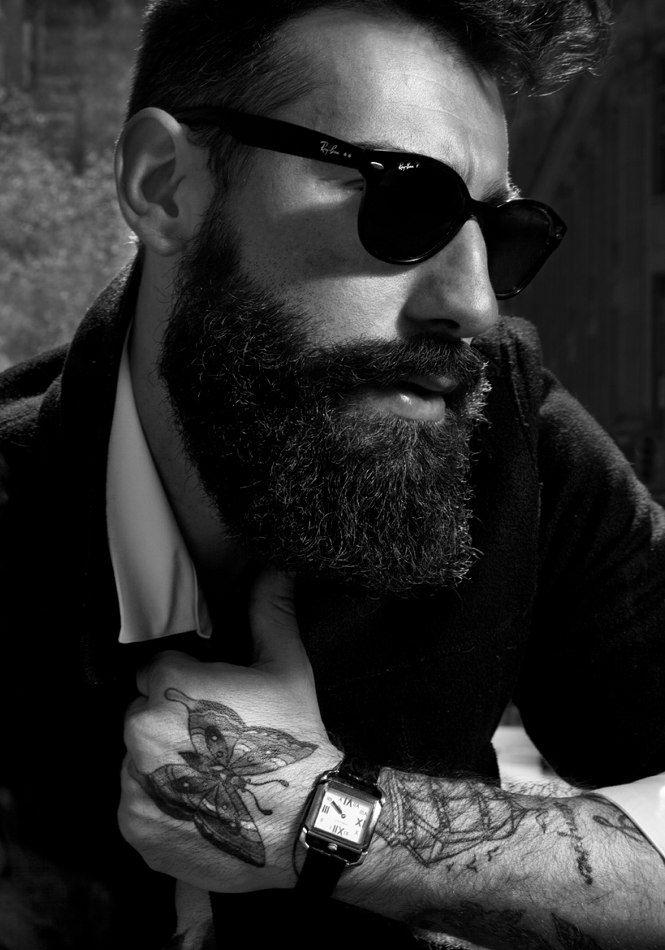 Sensational 1000 Images About Beards On Pinterest Short Hairstyles For Black Women Fulllsitofus