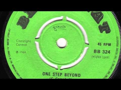 ▶ ONE STEP BEYOND PRINCE BUSTER - YouTube