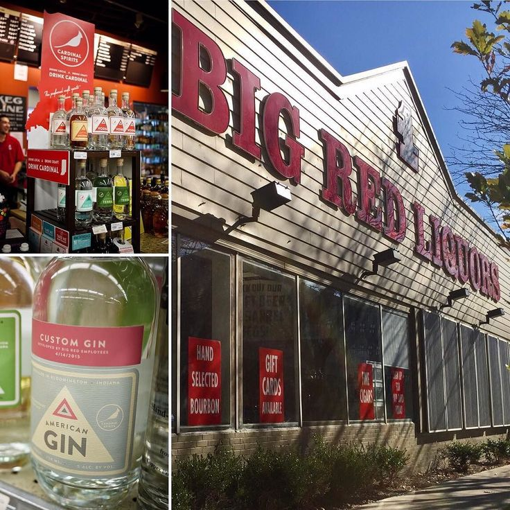 You know exactly where to find your craft beer go-to gin and favorite Pinot at @bigredliquors but how much do you reeeeally know about this Indiana liquor store chain? Today on our blog: 9 things about Big Red that will surprise and delight you.