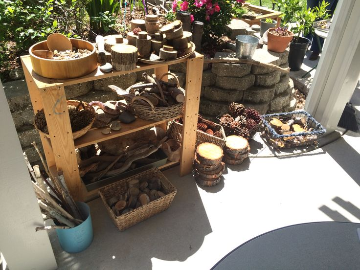 Loose parts exploration