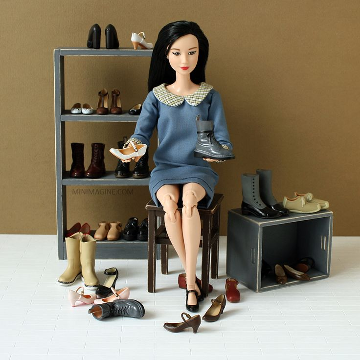 #playscale #mtmbarbie #madetomovebarbie #barbiemadetomove #dollcollection #shoescollection #dollshoes #barbie #barbiemtm #playscalefurniture #sixthscale #barbiecollector #dollfurniture