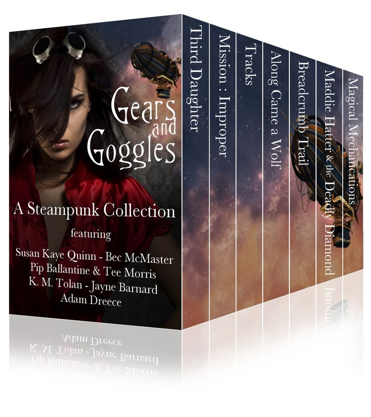 99c for this collection of steampunk stories. Including stories from our journalists, Pip Ballantine and Tee Morris. It's a limited offer though, so hurry on in....