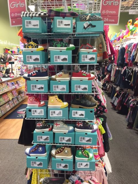 NEW SHOES by Twinkie BC owned and operated company. Starting at $14.99 sizes infant 3 - youth 4