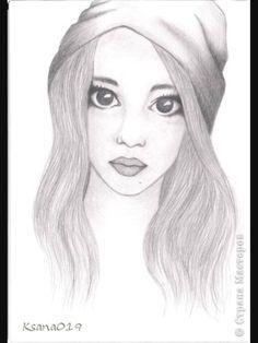 рисунки для срисовки легкие для девочек 12 лет: 8 тыс изображений найдено в Яндекс.Картинках