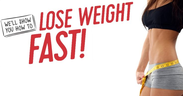How to Lose Weight Fast and Safely: 4 Steps to Perfect Weight via @healthyhomestea
