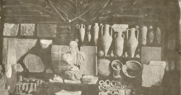 Într-un colţ al Dobrogei, pe malul Dunării, există un mic  muzeu născut din…