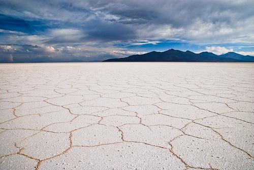 Magical Saltscape by tripowski, via Flickr