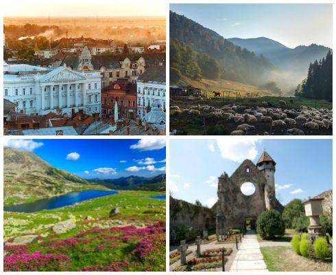 Vacanța de Rusalii 2017: 12 locuri din România pentru un mini-concediu minunat
