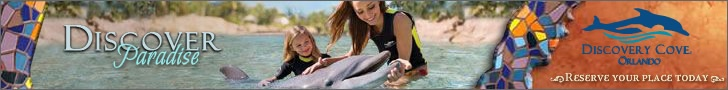 Review of Discovery Cove