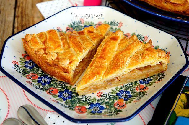 Kitchen Stori.es: Μηλόπιτα με Καραμελωμένα Μήλα