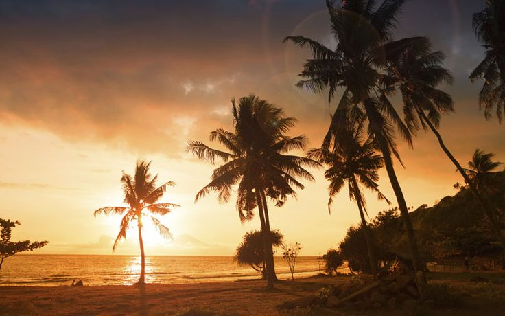 Koh Samui Sunset! #reizenthailand #zonsondergang #kohsamui #originalasia