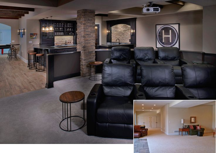 basement remodeling pittsburgh. Total Basement Remodel Features Home Theater And Wet Bar In Cranberry Remodeling Pittsburgh E