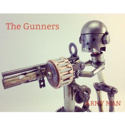 Retro Inc.: The Gunners