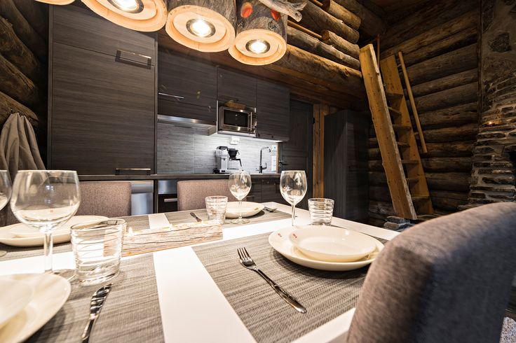 UnelmaPovi kelomökki kattaus, Ruka, Kuusamo