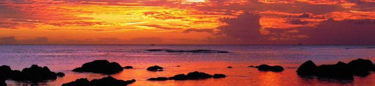 10 zinderende zonsondergangen