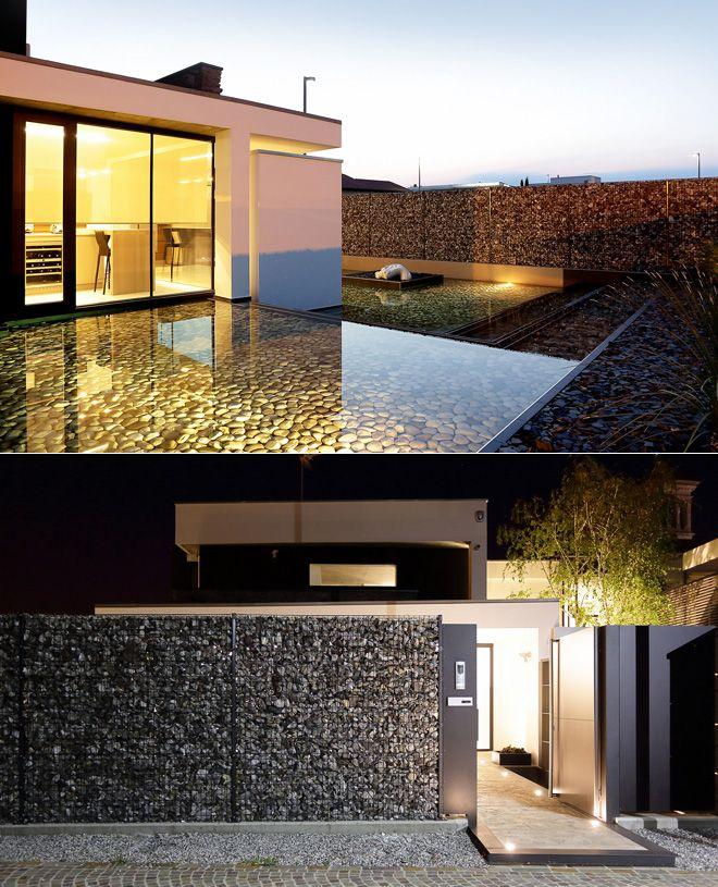 Betafence Sistema di rivestimento verticale per edifici di design