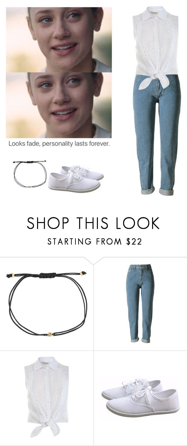 """Betty Cooper - Riverdale"" by shadyannon ❤ liked on Polyvore featuring Melissa Joy Manning and Miss Selfridge"