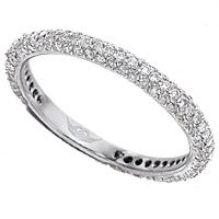 Micro Pave wedding band....if only I could talk Cody into getting me my second band! Love my Martin Flyer!