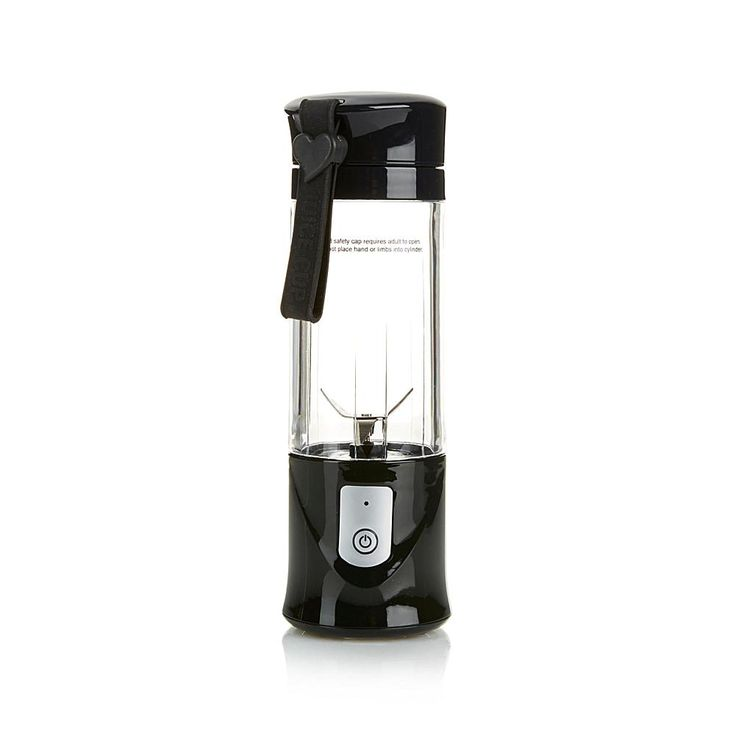 Seraphy TravelBlend Rechargeable Portable Blender - Black
