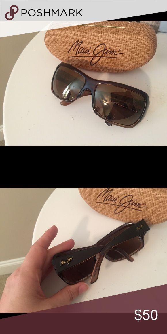 Maui Jim Sunglasses NWOT These have never been worn. They are still new and come with the original case. Maui Jim Accessories Sunglasses