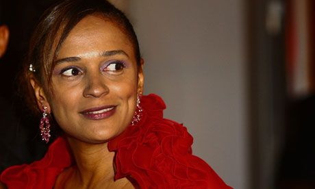 Isabel dos Santos is reportedly Africa's first female billionaire. Photograph: EPA Angola