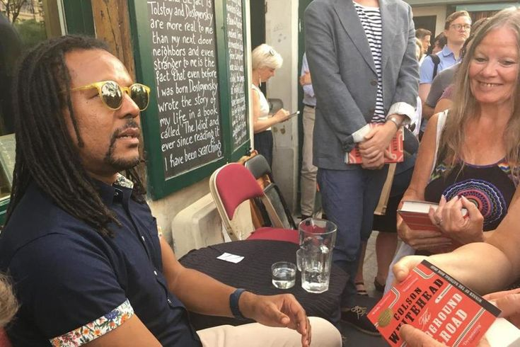 A Paris Tour Tracks the Old Haunts of Famous Black Americans  In this June 20 2017 photo novelist Colson Whitehead speaks to fans after discussing his Pulitzer Prize-winning book 'The Underground Railroad' at the English-language bookstore Shakespeare and Company in Paris. Travelers to Paris can create a different type of itinerary exploring African-American connections to the City of Light. Russell Contreras / Associated Press  Skift Take: The City of Light famously embraced…