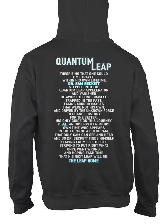 Quantum Leap   TeeChip I want this so bad!