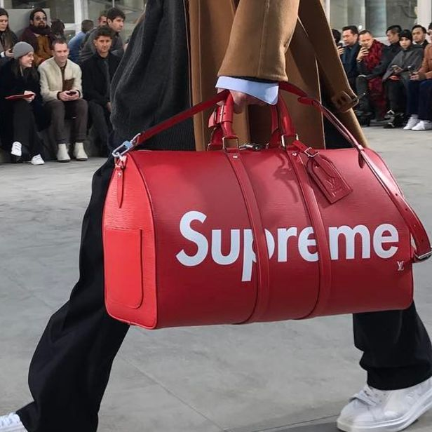 Supreme x Louis Vuitton Is Real and Here's What You Need to Know   GQ