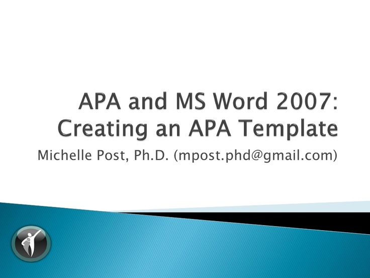 16 best images about apa format on pinterest apa
