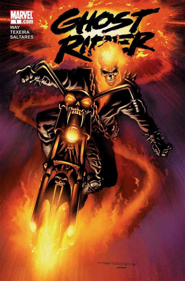 Read Ghost Rider Vicious Cycle 01 online | Read Ghost Rider 2006 online | Read Comic Books Online Free