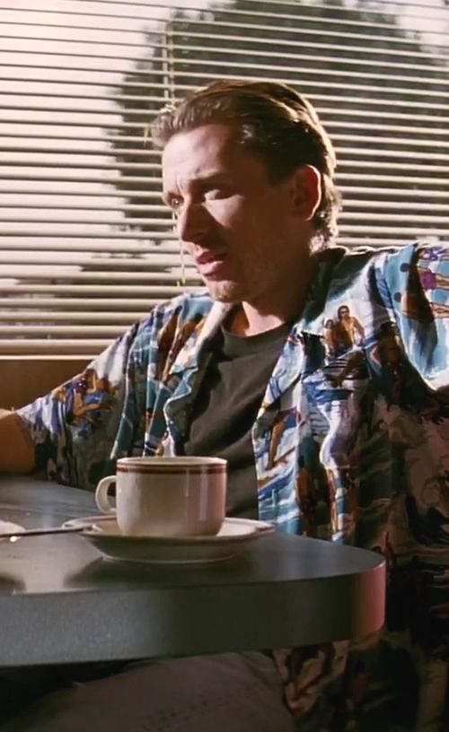 Tim Roth in Pulp Fiction, 1994