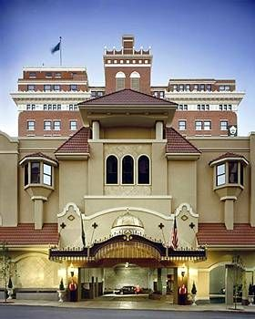 The Davenport Hotel - Spokane, WA. One of the best hotels in the country. Hopefully I will be able to stay here again not for work, but for pleasure:)