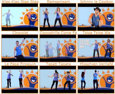 Gietjes Corner: Muzikale tussendoortjes - dansjes