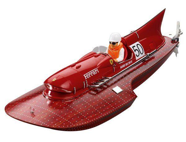 Image of R/C Ferrari Boat Arno XI Remote Control R/C Boat