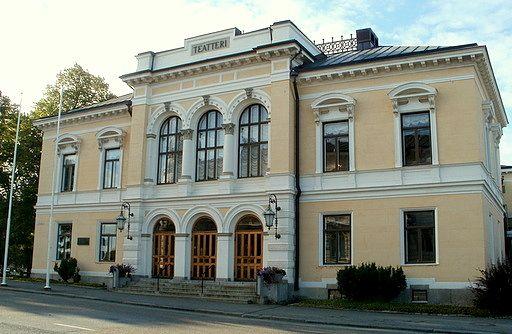 Pori Theater, Pori Finland