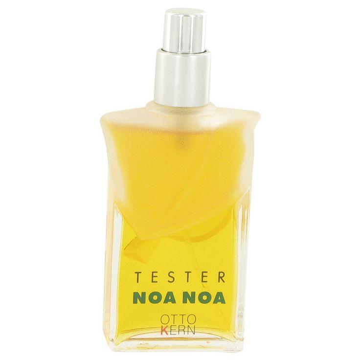 Noa Noa Perfume By Otto Kern EDT Spray (Tester) 2.5 Oz (75 Ml) For Women