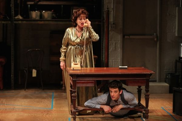 Photo Flash: First Look at Michael Urie, Patti LuPone & More in SHOWS FOR DAYS