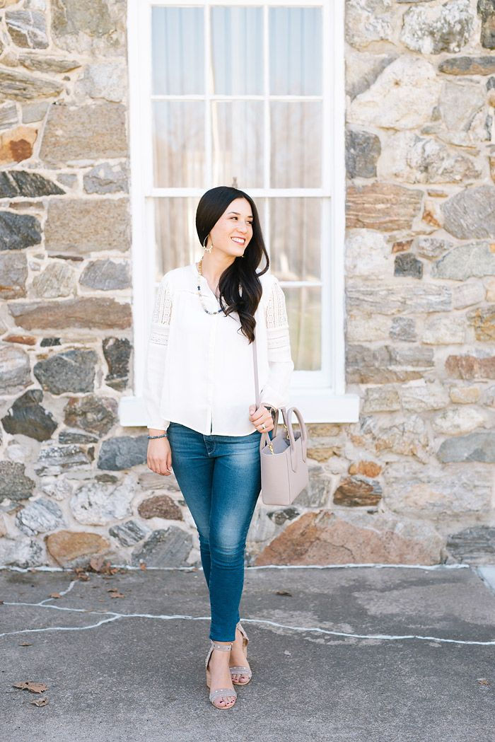 5 Things to do Everyday to Make you Feel Happier // Evereve Women's Clothing // Dress Like a Mom //  ArmelleBlog.com // Evereve Style Crew