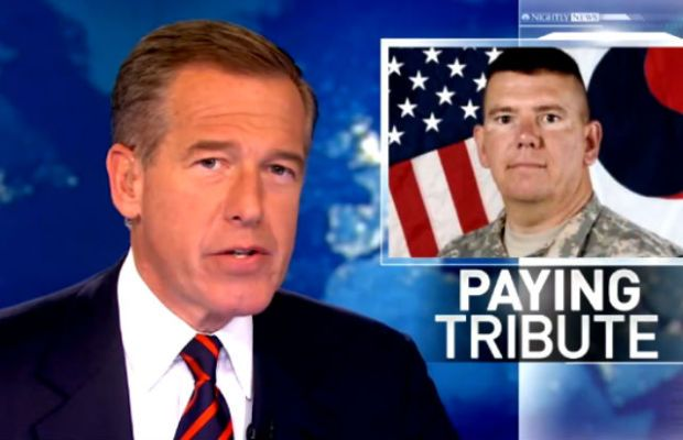 NBC News Suspends Brian Williams for False Iraqi Helicopter Story - Provided by TheWrap