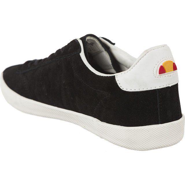 Trampki Meskie Ellesse Czarne Ellesse Shfu0286 Black Slip On Sneaker Sneakers Shoes
