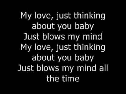 Lionel Richie - My Love (with lyrics)  Gonna play this song when we renew vows!