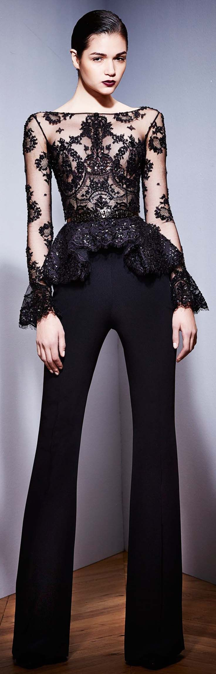 Zuhair Murad 2015 Latest Fall Winter