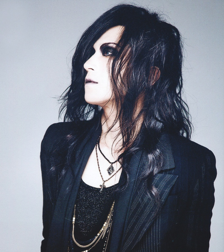Your Favourite Visual Kei Hairstyles General Monochrome Heaven