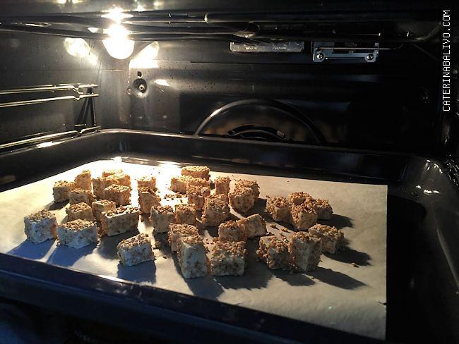 #2 Menu autunnale by Paola Galloni: Tofu croccante al sesamo con broccoli   Caterina's secrets - Il blog ufficiale di Caterina Balivo
