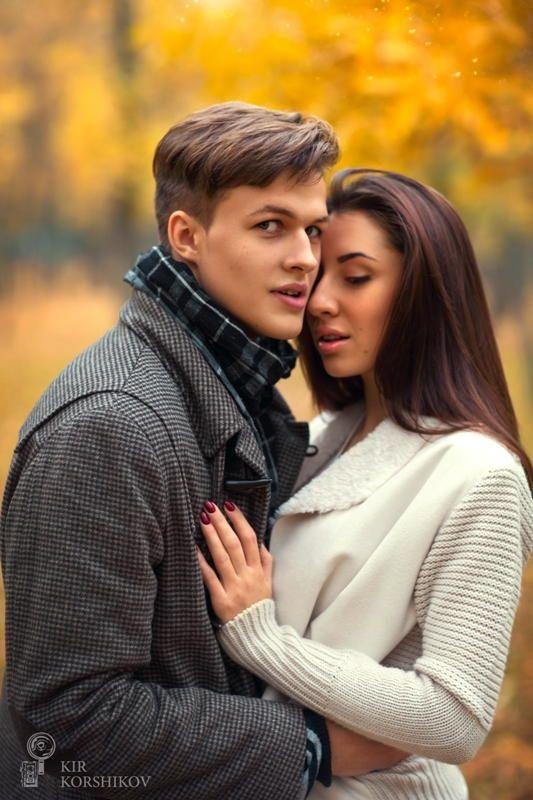 Autumn hugs by Kir Korshikov on 500px