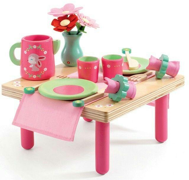 Djeco - Lili Rose's Lunch Set