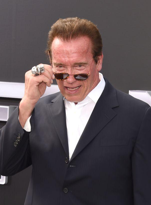 Arnold Schwarzenegger Responds To Donald Trump's 'Celebrity Apprentice' Ratings Take Down