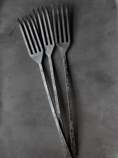 spoons and forks by Yuichi Takemata