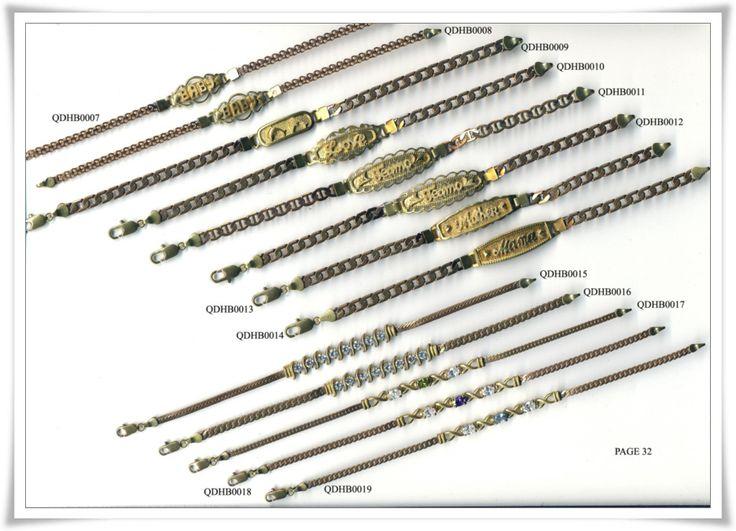 bracelet 32(brass)